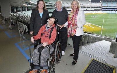 Huge news: Victorian government to build six new Changing Places