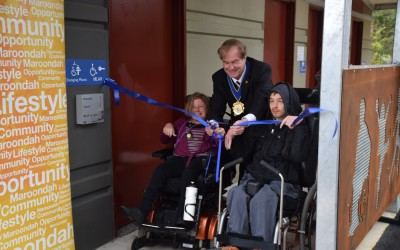 Changing Place facility officially open at Ringwood Lake