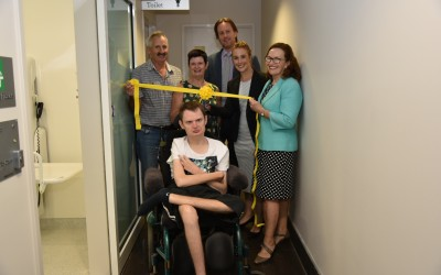 First Changing Place in an Australian hospital