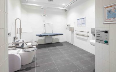 Melbourne's reopening CBD has a brand-new Changing Place